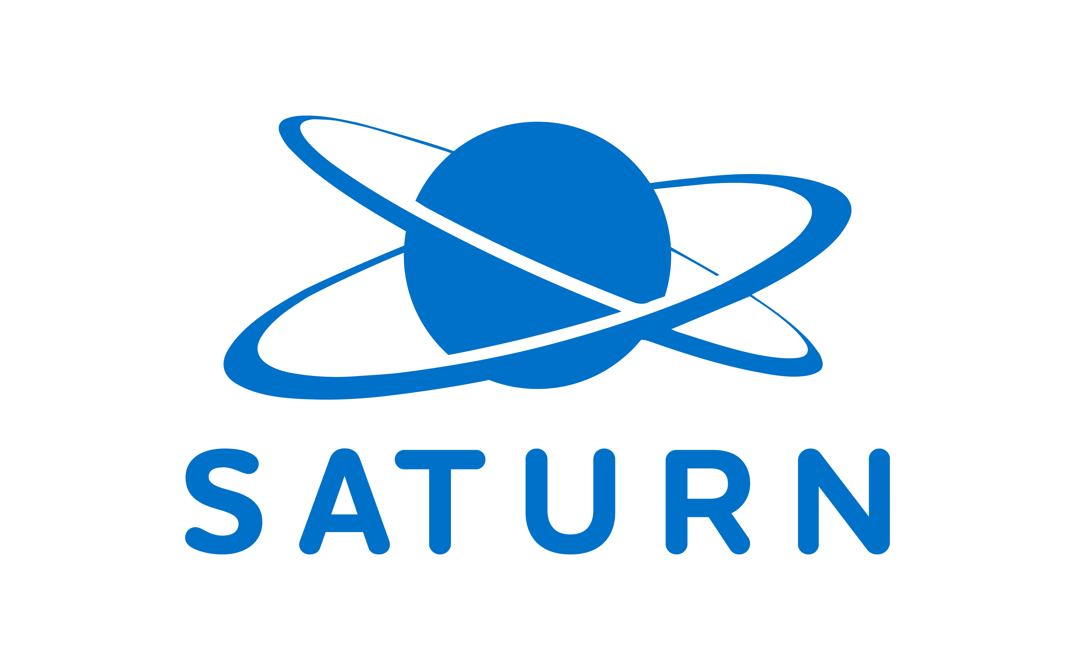 Saturn satellite networks