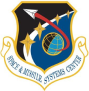 Space and missile systems center air force space command display
